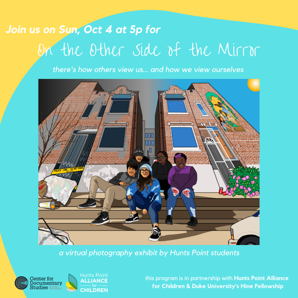 On the Other Side of the Mirror: Virtual Youth Photography Exhibit